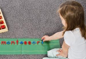 Maria Montessoris vorbereitete Umgebung