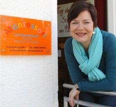 Yvonne Radspieler - Montessori-Therapie