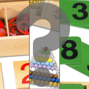 Montessori-Pädagogik: Freiarbeit und Freie Wahl.