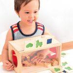 Montessori-Material Tastkasten