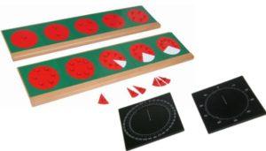 Montessori-Material zum Prozentrechnen