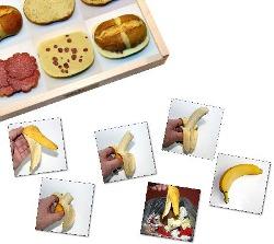 Handlungsplanung und Reihenfolgen lernen mit Montessori-Material