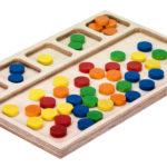 Hirleistungstraining für Senioren mit Montessori-Material